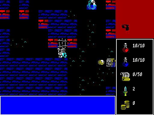 Vradark's Sphere game play