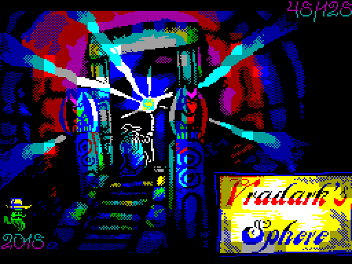 vradarks-sphere-title-screen