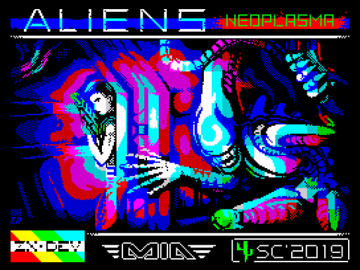 Aliens: Neoplasma game play