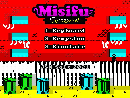 Misifu Remeow game play