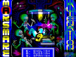 Marsmare: Alienation