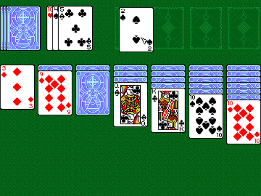 TSolitaire game play