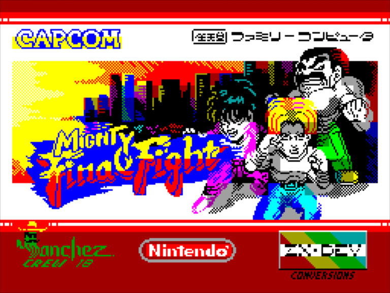 Mighty Final Fight remake