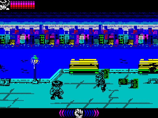 Mighty Final Fight game play