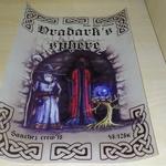 vradark's sphere poster