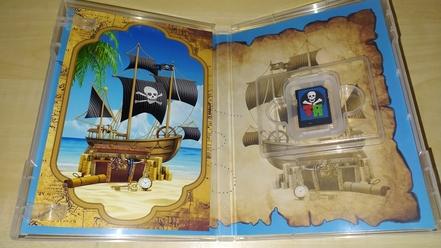 Treasure Hunters physical edition