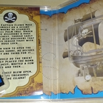 Treasure Hunters physical edition game story