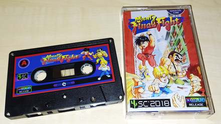 Mighty Final Fight physical